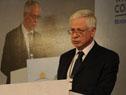Ministro Basso en la primera jornada de la Conferencia Mundial sobre Enfermedades No Transmisibles
