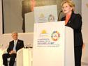Ministra de Salud y Desarrollo Social de la Federación de Rusia, Veronika Skvortsova