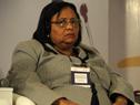 Mercedes Rodríguez, Ministra de República Dominicana