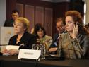 Autoridades presentes en Conferencia Mundial sobre Enfermedades No Transmisibles