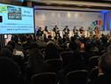 Titular de la Oficina de Planeamiento y Presupuesto (OPP), Álvaro García, participó de uno de los paneles de especialistas