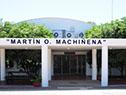 Colonia de vacaciones Martín O. Machiñena, en  Raigón, San José