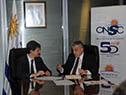 Firma del memorando de entendimiento entre ONSC de Uruguay y el INAP del Reino de España