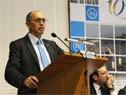 Presidente de UTE, Gonzalo Casaravilla