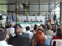 Ministro de Salud Pública, Jorge Basso, en inauguración de IMAE en Salto