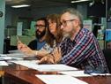 Jorge Rucks encabeza reuniones en Trinidad, Flores