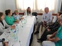 Audiencias de autoridades del Ministerio de Educación y Cultura