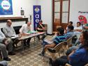 Audiencias ofrecidas por el ministro Ernesto Murro y autoridades de Trabajo