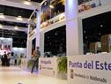 Estand de Uruguay en la Feria Internacional de Turismo de América Latina (FIT 2017), en Buenos Aires