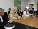 Acuerdo entre Ministerio de Turismo y Grupo Bandeirantes de Brasil