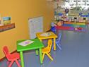 Instalaciones del Caiff del Hospital Pereira Rossell