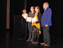 Subsecretario de Vivienda, Jorge Rucks entrega reconocimiento