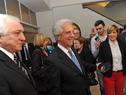 Llegada del presidente Tabaré Vázquez