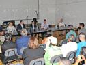 Acto de entrega de 100 certificados a personas privadas de libertad del Polo Industrial de la Unidad Santiago Vázquez