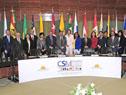 Delegados de la XVII Conferencia Suramericana sobre Migraciones