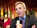 Canciller interino, Ariel Bergamino