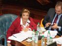 Ministra de Vivienda, Ordenamiento Territorial y Medio Ambiente, Eneida de León