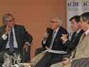 Álvaro García, en entrega de certificados de Responsabilidad Social Empresarial de la ACDE