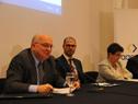 Director ejecutivo de la Agesic, José Clastornik, haciendo uso de la palabra