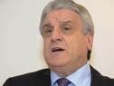 Director de Oficina Nacional del Servicio Civil, Alberto Scavarelli, haciendo uso de la palabra