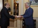 Embajador de la República de Azerbaiyán, Rashad Aslanov