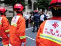 Acto de entrega de donación de maquinaria para el combate de incendios forestales