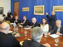 Reunión de ministros de Economía y Relaciones Exteriores de los países fundadores del Mercosur
