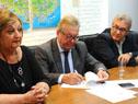 Ministerio de Turismo e Intendencia de Colonia suscribieron acuerdo sobre Centro de Bienvenida, Interpretación y Turismo
