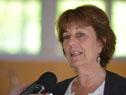 Presidente de INAU, Marisa Lindner