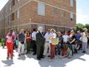 Ministerio de Vivienda entregó edificaciones a 72 familias en Punta de Rieles
