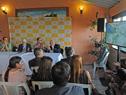 Presentación de sistema de cámaras de seguridad para los barrios montevideanos de Cerro y La Teja