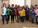 Trabajadores del centro de atención para 60 niños en Tacuarembó