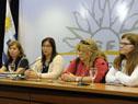 Integrantes de sindicatos de magisterio, representados por Federación Uruguaya de Magisterio (FUM) y Asociación de Maestros de Montevideo (Ademu)
