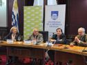 Ministra Muñoz y rector Roberto Markarián presentaron un estudio realizado por la Facultad de Ciencias Económicas y de Administración