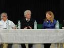 Tabaré Vázquez encabeza intercambio con vecinos del balneario San Luis