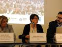 Representante residente de PNUD, Mireia Villar Forner