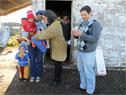 Acciones del Sistema de Cuidados, Instituto Nacional de Alimentación y Uruguay Crece Contigo, en Artigas