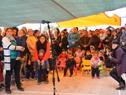 Inauguración formal del CAIF Betum Detí, de Malvín Norte