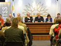 Conferencia en el marco de suscripción de convenio