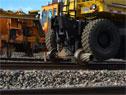 Recuperación de vía férrea entre Rivera y Paso de los Toros