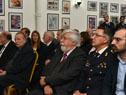 Ministro del Interior, Eduardo Bonomi, en la celebración del 122.º aniversario de la Policía Científica
