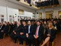 Celebración del 122.º aniversario de la Policía Científica