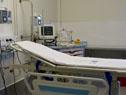 Salas de aislamiento pediátrico en un área especialmente acondicionada en el Centro Hospitalario Pereira Rossell