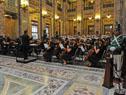 Orquesta Juvenil y el Coro Nacional de Niños del Sodre