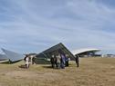 Planta de generación solar fotovoltaica del aeropuerto internacional de Carrasco