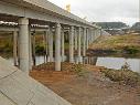 Inauguración del puente sobre el río Rosario, Colonia