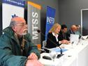 Firma de convenio entre autoridades de UTEC, Ministerio de Industria, Energía y Minería e Inefop