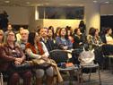 Lanzamiento de Expo educa en la sala de prensa de la Torre Ejecutiva