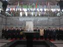 Homenaje a los Mártires de la Aviación Militar