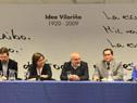 Diego Olivera, Laura Motta, Wilson Netto, Giovanni Escalante e Irupé Buzzetti